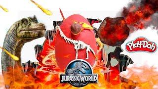 La Extinción De Los Dinosaurio Y El Branchiosaurio De Jurassic World