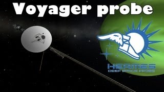 Kerbal Space Program - Hermes (Voyager probe)