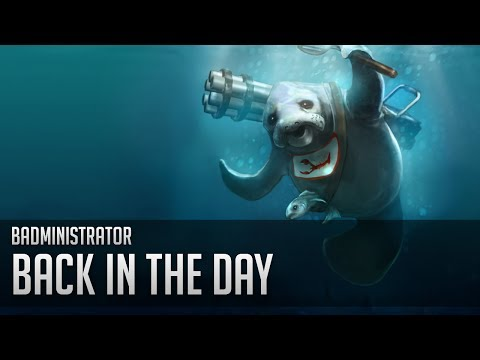 Badministrator - Back in the Day