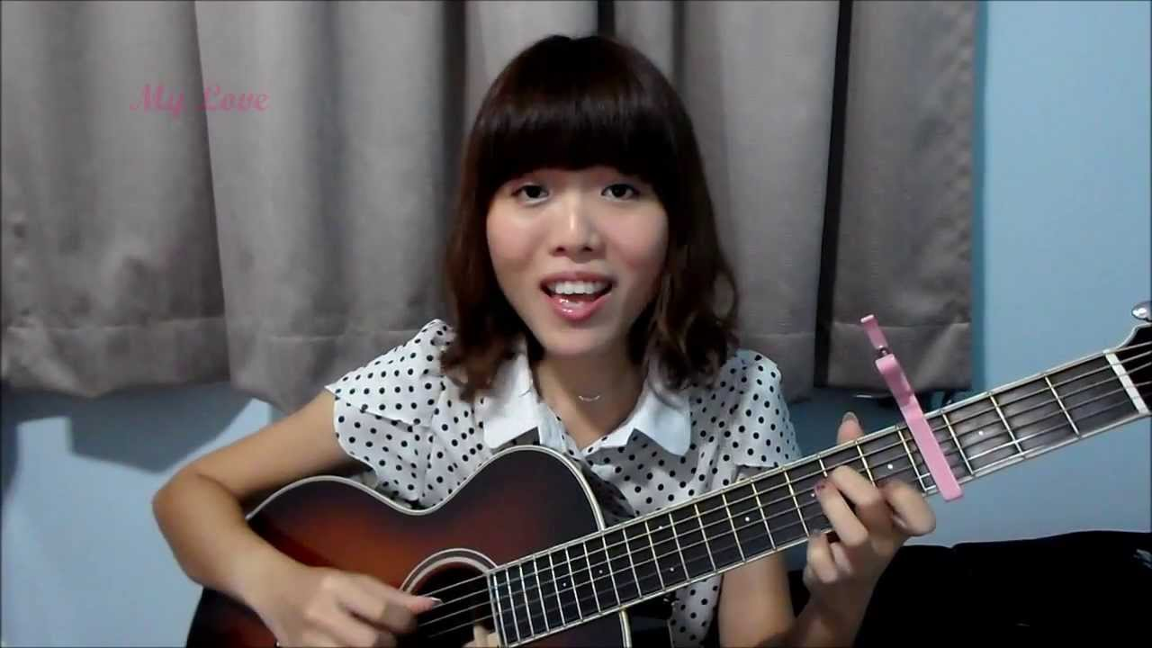 uc774 uc2b9 ucca0 lee seung chul my love acoustic cover
