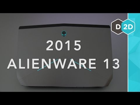 2015 Alienware 13 Review - Gaming Laptop (GTX 960M)
