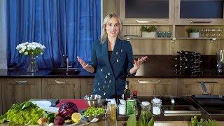 Вегетарианская шаурма с секретным соусом — здоровый фастфуд от Марики Кравцовой