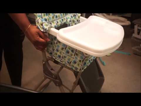cosco-simple-fold-high-chair-unboxing-&-build-how-to-fold