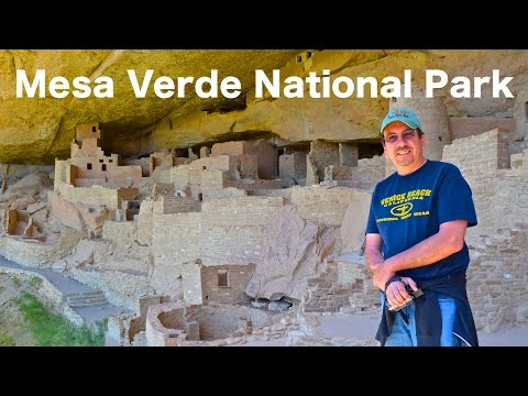 Mesa Verde National Park Short Version (Four Corners Day 3) | Traveling Robert