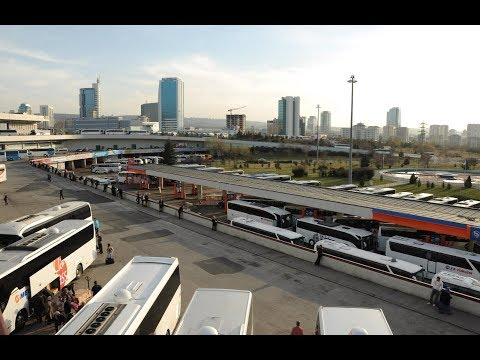Ancara (Ankara) - Capital da Turquia