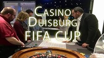 Der 1.750€ CASINO DUISBURG FIFA-CUP 2018 mit Eurem CommanderKrieger