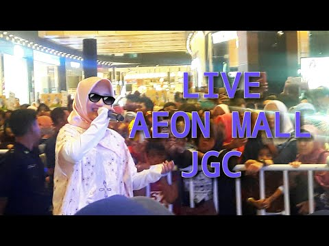 Live Fatin Shidqia Lubis - Grenade (Accoustic new version) at Aeon Mall JGC (Jakarta Garden City)