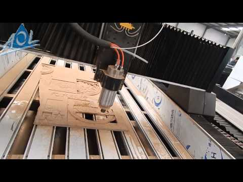 Woodworking cnc router machine,wood engraving machine-AOL CNC Equipment
