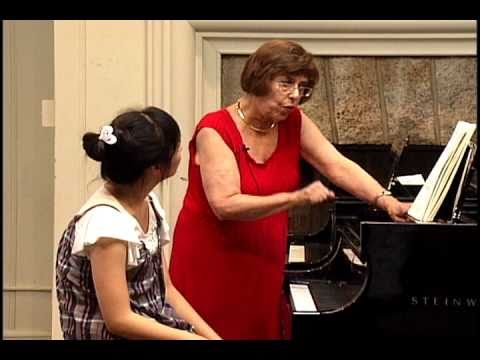 Susan Starr - Piano Summer