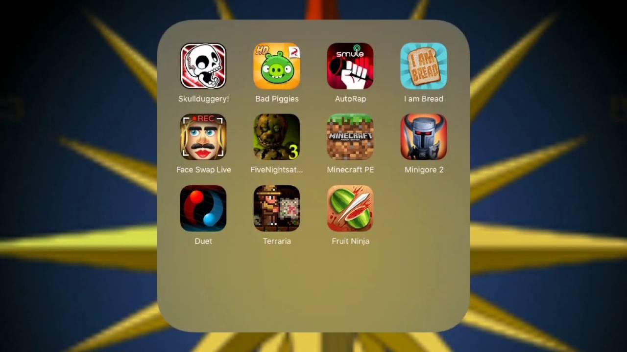 топ платных приложений для iphone