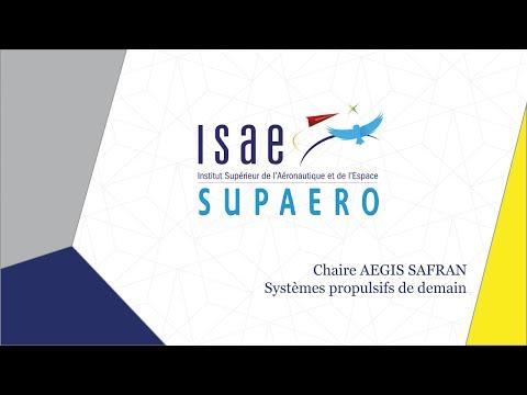 chaire AEGIS SAFRAN ISAE SUPAERO
