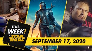 The Mandalorian Trailer, Tales from the Galaxy's Edge Updates, and More!
