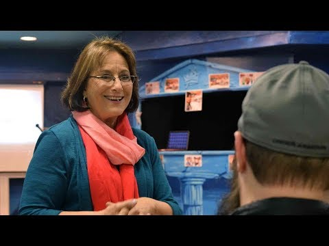 Meet Connie Kendall from Adventures in Odyssey