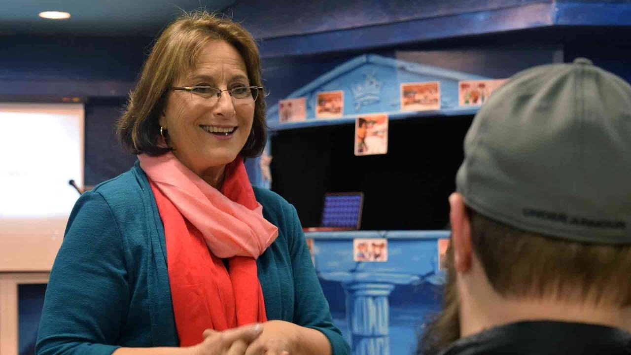 Meet Connie Kendall From Adventures In Odyssey Youtube