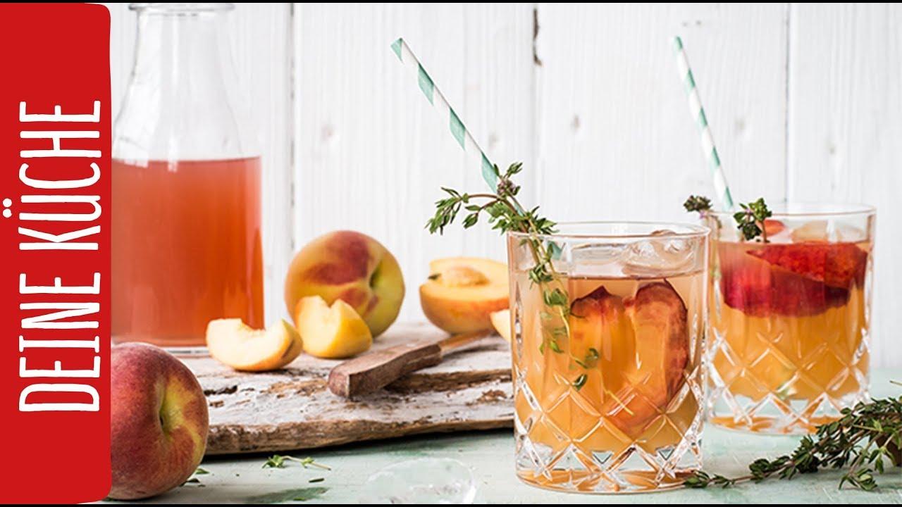 Sommer Küche Rezept : Alkoholfreier sommer cocktail schnelle rezepte rewe deine