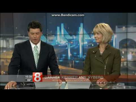WTNH News 8 at 10pm on WCTX My TV 9 open June 22, 2017