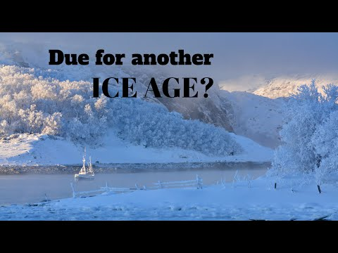 Northern Norway is now FROZEN! - Is 2021 the Beginning of an Ice Age?