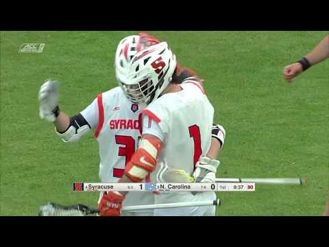 Highlights | Syracuse at North Carolina - ACC 1st Round