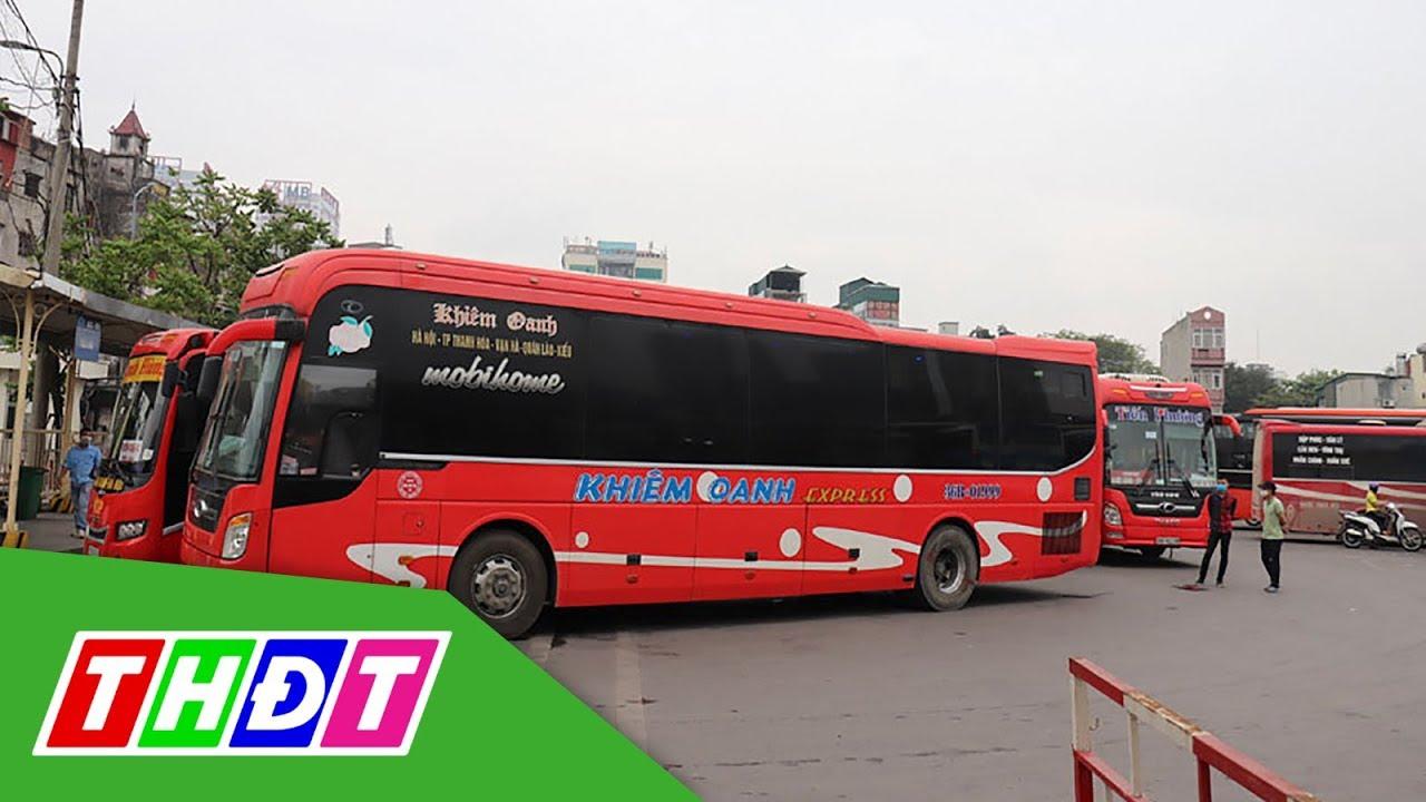 Dừng toàn bộ taxi, xe khách, buýt từ ngày 1-4 | THDT