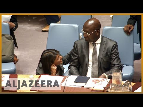 🇺🇳 US\' Nikki Haley isolated as UN proposal to condemn Hamas voted down | Al Jazeera English