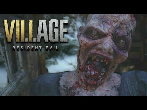 Resident Evil 8 Village PS5 Gameplay Deutsch #22 - Gigantischer Zombie und Wolf Boss Fight