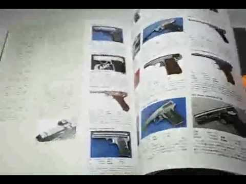 HANDGUN MUSEUM - Pistol Of The World Book From Japan Japanese Gun (0905)