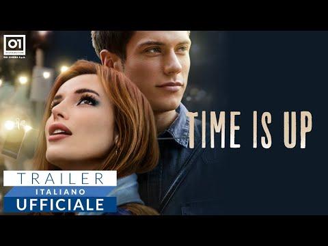 TIME IS UP con Bella Thorne e Benjamin Mascolo (2021) - TRAILER UFFICIALE ITALIANO HD