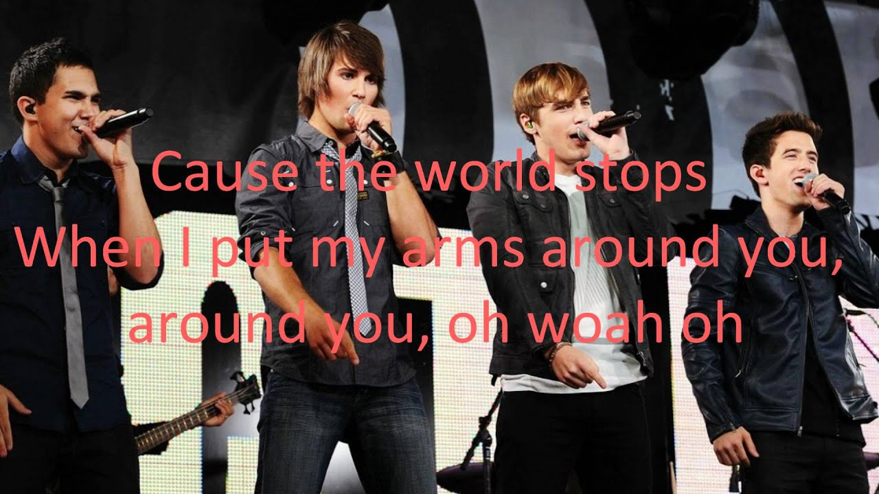 Big Time Rush Song Lyrics | MetroLyrics