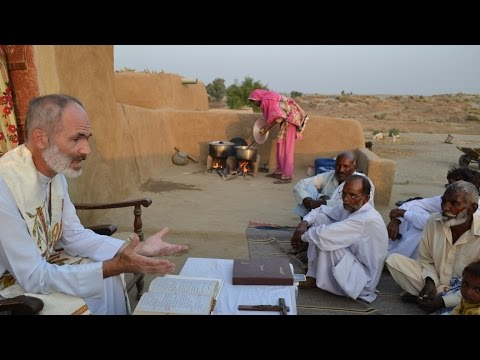 Günther Ecklbauer: misionář v Pákistánu | Missio interview