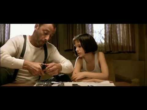Leon: the professional (shape of my heart - sting)