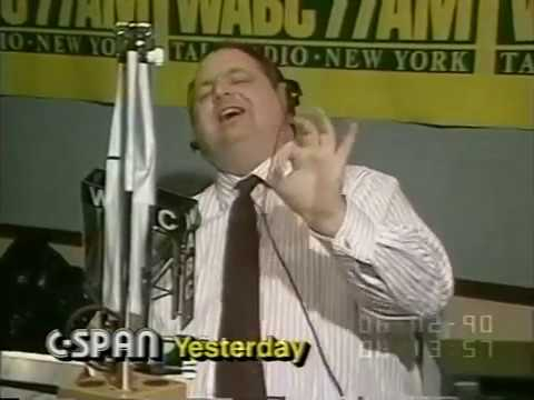 FLASHBACK: Rush Limbaugh Show on WABC New York (1990)