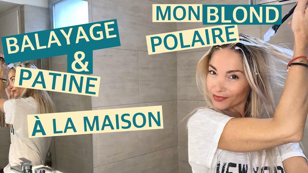 Download BLOND POLAIRE : FAIRE UN BALAYAGE & UNE PATINE SOI MÊME !