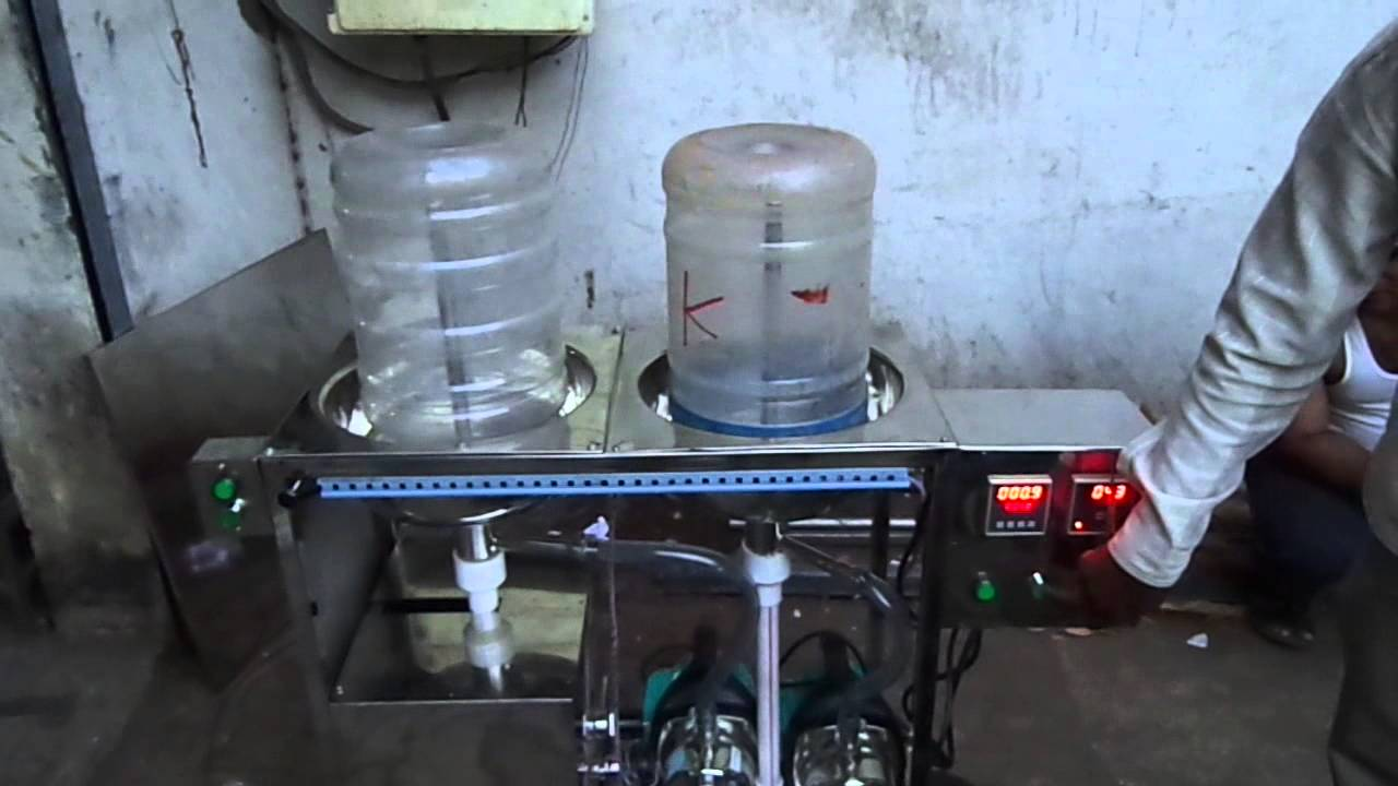 Best Top Loading Washing Machine >> Semi-Auto 20 liter Jar Washing Machine - YouTube