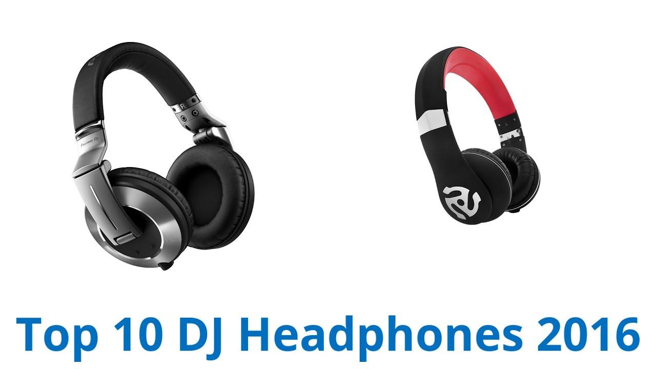 top 10 best dj headphones 2012