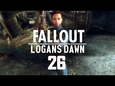 "Logan's Dawn - Let's Roleplay Fallout 3 Episode 26 ""City of Rivets"""