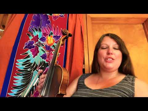 Star Of The County Down | Practice Video | The American Fiddle Method Vol 2 By Brian Wicklund