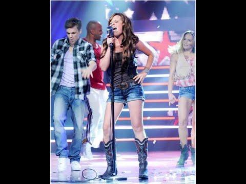 Miley Cyrus The Climb - Laura van den Elzen 12 years 윤시영