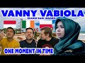 Reaction - VANNY VABIOLA - ONE MOMENT IN TIME Whitney Houston - cover - Indonesia