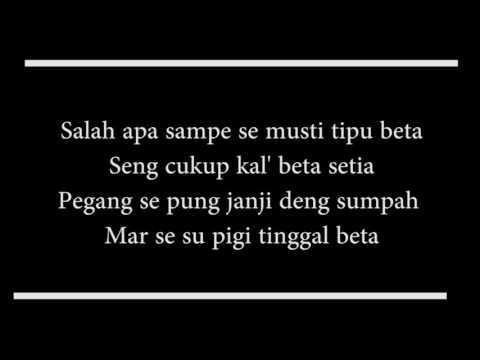 Sio Kanapa - Morin Solisa With Lyrics