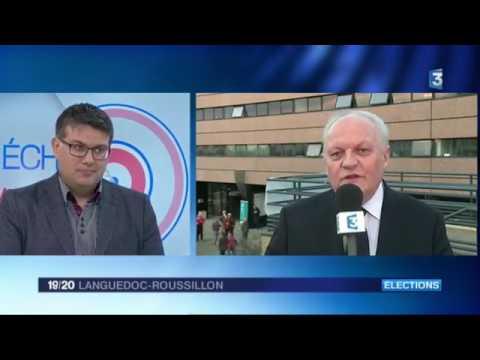 Asselineau interviewé sur France 3 (3/04/17)