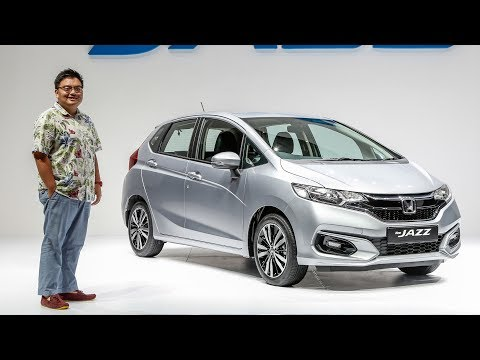 FIRST LOOK: 2017 Honda Jazz 1.5 and Hybrid facelift in Malaysia