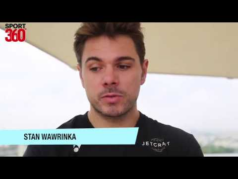 Defending champion Stan Wawrinka happy to be back in Dubai after recovering from knee injury