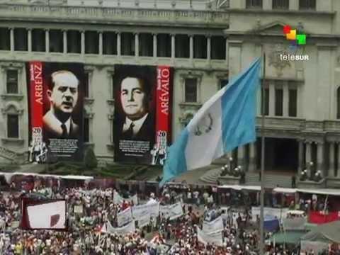 Mataron la primavera. La CIA en Guatemala.