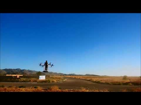 Hero Flyer Manned Drone 02