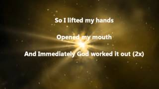 Tasha Cobbs - Immediately (Lyrics)