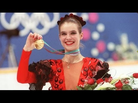 """Battle of the Carmens"" Katarina Witt - Witness - BBC News"