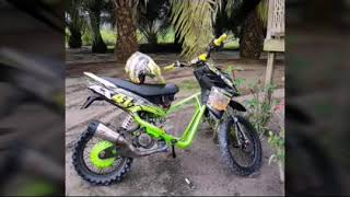 Download Video MODIFIKASI MOTOR MATIC TRAIL MP3 3GP MP4