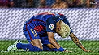 The Injustice to Neymar Jr  Worst Referee Decisions Ever  HD