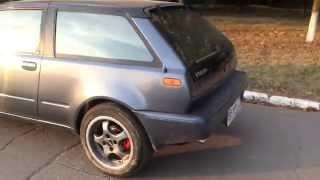 Просто лёгенький обзор моей машины - Volvo 480