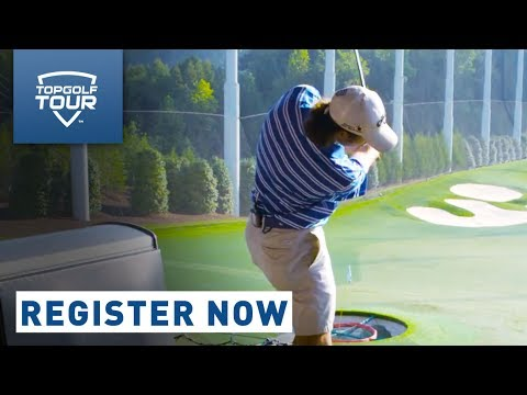 Register Now | 2017 Topgolf Tour | Topgolf